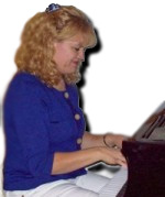 Kathi Kerr at Melody Music Publishers-Author of new piano method books
